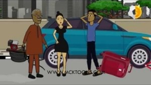 Video: (Animation): MCK Toons – Talkative